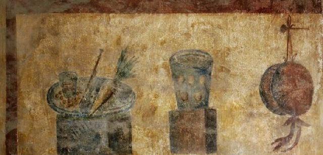 Prodotti base e materie prime nell antica roma accademia for Cucina antica roma