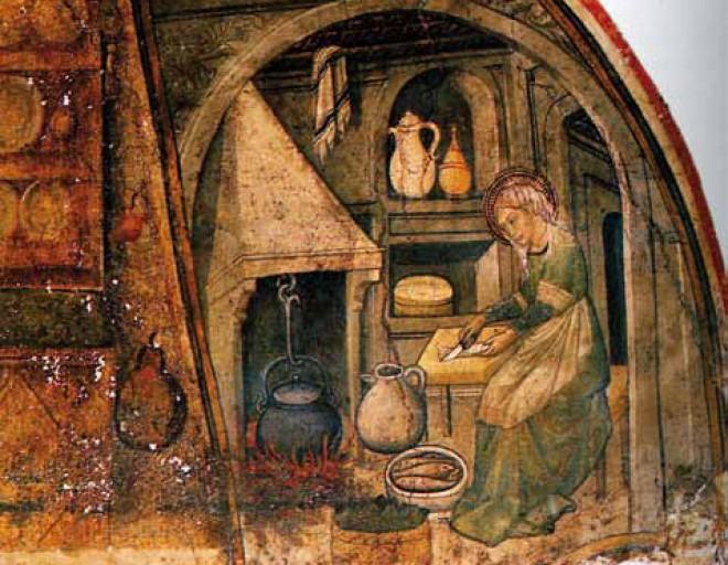 cucina italiana medievale